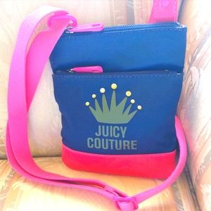 Juicy Couture Jewel Crown Sling Crossbody Bag